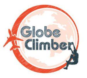 Logo Globe Climber