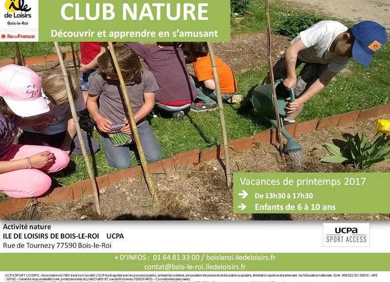 CLUB NATURE avril 2017 affiche (Copier)