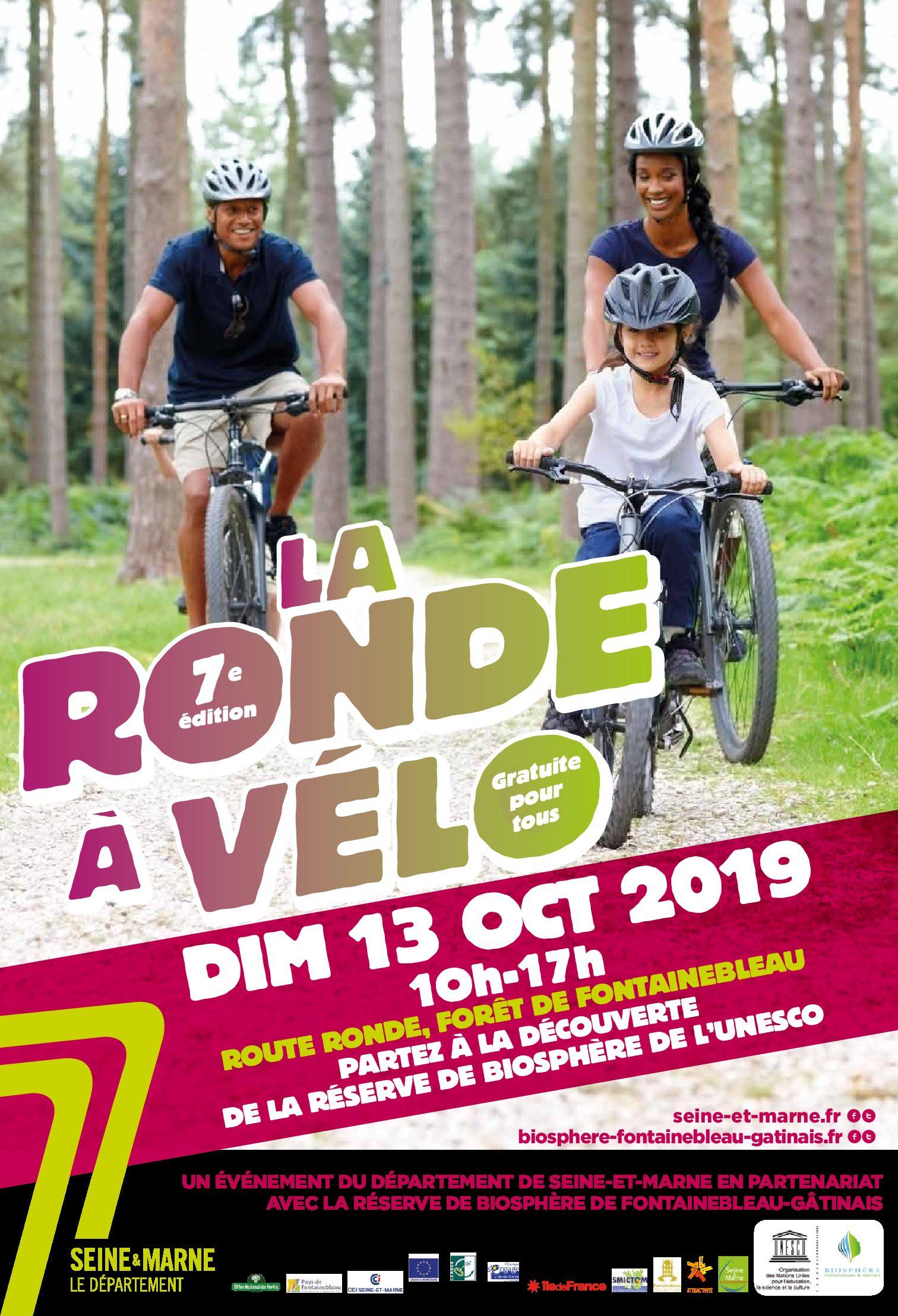 La ronde à vélo - 13 octobre 2019