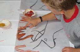 Reproduire les oeuvres d'art prehistoriques
