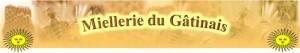 Logo de la Miellerie du Gâtinais