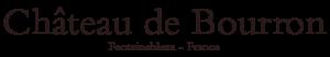 Logo Château de Bourron