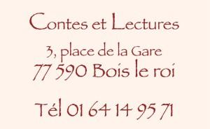 Logo contes et lectures