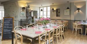 Tables pour des repas en famille