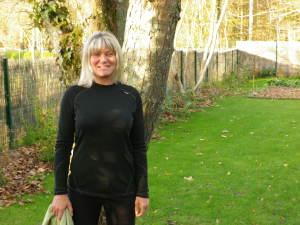 Sylvie Vandenbossche, éco-acteur