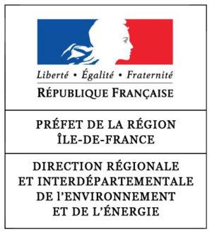 Logo Préfecture Région Île-de-France