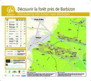 Découvrir la forêt près de Barbizon
