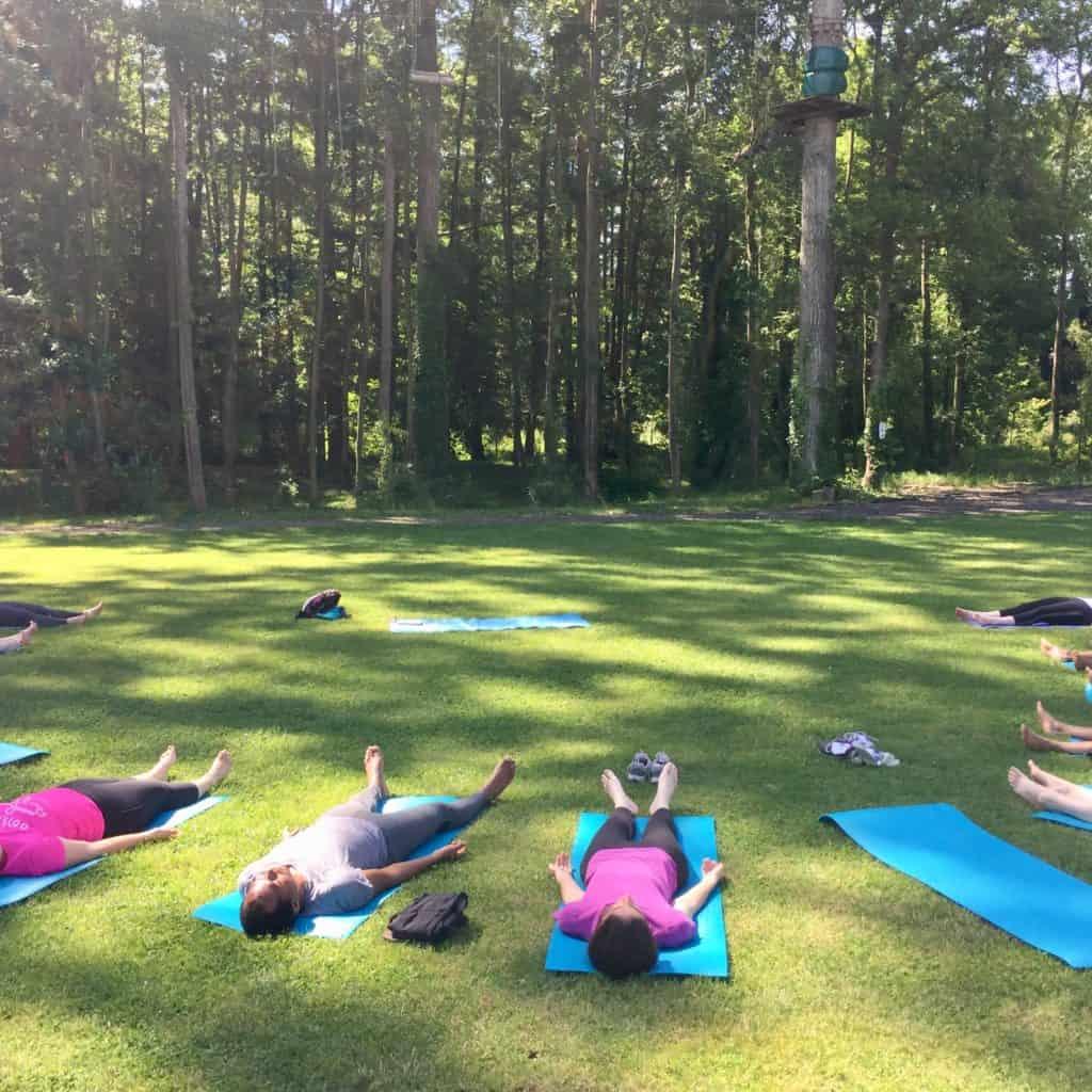 Week-end Oxygene Nature « Yoga & méditation »